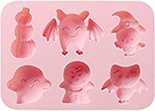 henan - Stampo in silicone per candele fai da te,