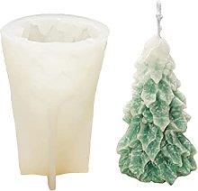 henan - Stampo in silicone per candele in 3D, per