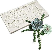 henan - Stampo in silicone per decorazioni a forma