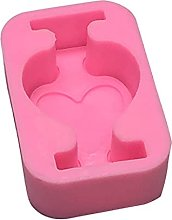 henan - Stampo per sapone in silicone a forma di