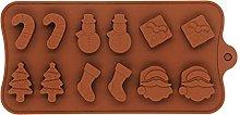 henan - Stampo quadrato in silicone per