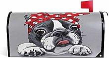 HEOH 25,4x20,78 Pollici Bulldog Francese di Grandi