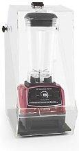 Herakles 2G Frullatore Rosso con Cover 1200W 1,6