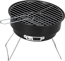 HERCHR Griglia per Barbecue a Carbone, Griglia a