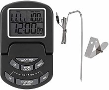HERCHR Termometro Digitale per Carne Termometro da