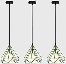 HEZHANG 3Pcs Fai da Te Bird Cage Lampada Tariffa