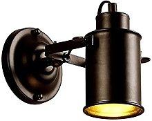 HEZHANG Antique Lampada Regolabile Maniglia in