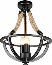 HEZHANG Candella Industriale Rapone E14 Lampada da