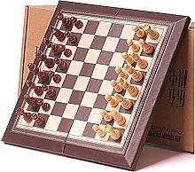 HEZHANG Chess Chess Set Consiglio Di Legno
