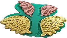 hfior Stampo per torta, stile europeo, a forma di
