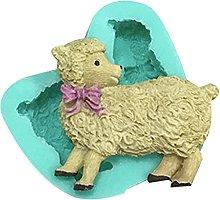hfior - Stampo per torte a tema animale, in