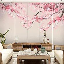HGFHGD 3D soggiorno murale inchiostro acquerello