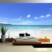 HGFHGD 3D soggiorno murale moderno mare scenario