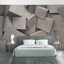 HGFHGD 3D soggiorno murale spazio astratto