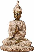 HGNMK Ornamenti Statue Sculture Arenaria Statua di