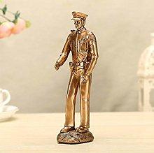 HGNMK Ornamenti Statue Sculture Figura Statua