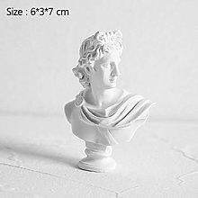 HGNMK Ornamenti Statue Sculture Mini Modello di