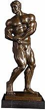 HGNMK sculture Decorazioni per la casa Figurine