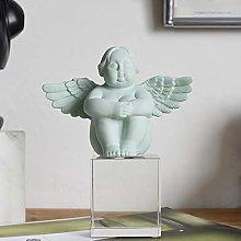 HGNMK Sculture Ornamenti Figurine di Angelo Grasso