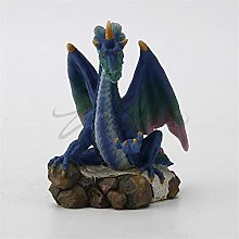 HGNMK Statua Arte Scultura Drago Animale Figurine