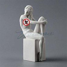 HGNMK Statue Scultura Figura Statua Artigianato