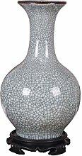 HGVVNM Antico porcellana crack jun porcellana vaso