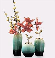 HGVVNM Creatività Vaso In Ceramica Gradiente