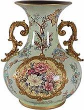 HGVVNM Vaso Di Ceramica Europeo Casa Soggiorno TV