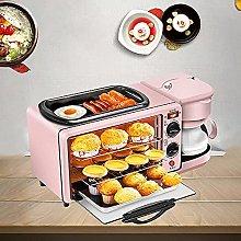 HHA Mini forno 3 in 1, fornetto, mini forno grill,