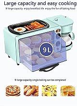 HHA mini forno 3 in 1, mini forno con piastra