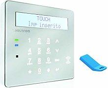 Hiltron XMTOUCHB CONSOLLE Touch con Lettore di