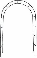 HIOODJO - Arco da giardino, struttura ad arco per