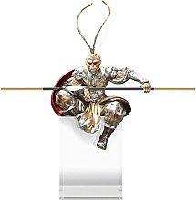 HJKIUY Scultura Statua Decorazione Soggiorno 1