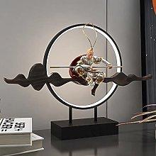 HJKIUY Scultura Statua Decorazione Soggiorno