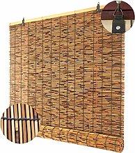 HJRD Tapparella Bamboo,Tende in Canna Tende