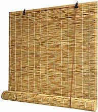 HJRD Tenda a Rullo in bambù, Tapparelle