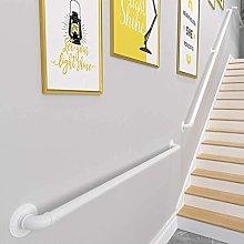 HJXX Corrimano Ringhiera bianca per scale, scale