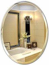 HLWJXS Specchio, bagno, a parete, toeletta ,