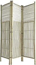 HOGAR Y MAS Paravento separatore bambù Jun 180 cm