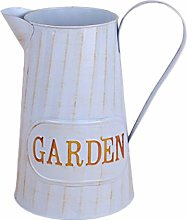 Holibanna 1Pc Shabby Country Brocca Vintage Vaso