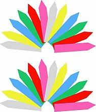 Holibanna 6 Confezioni Etichette per Piante in