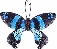 Holibanna Vintage Farfalla di Ferro Appeso A