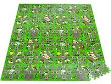 HOMCOM Tappeto Puzzle per Bambini in Schiuma EVA
