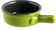 HOME 2902615 Tegame Ceramica Un Manico