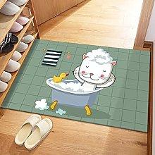 Home Home Tappeto Carino Stampato Camera da letto
