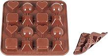 Home Mix Stampo Cioccolatini con 16 Posti,
