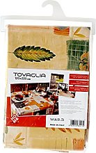 Home Tovaglia PVC Felpata Rettangolare 220x120