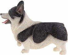 HomeDecTime Artigianato in Resina Figura Animale