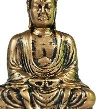 HomeDecTime Meditazione Buddha Statue Resina