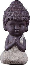 HomeDecTime Statua de Buddha Piccola soprammobili